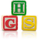 Hampstead Garden Suburb Pre-School building blocks